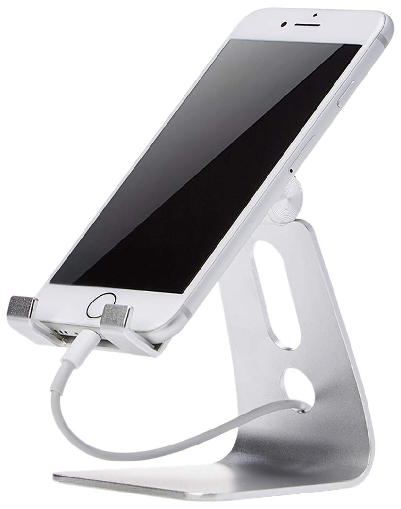 Adjustable Cell Phone Stand for iPhone and Android