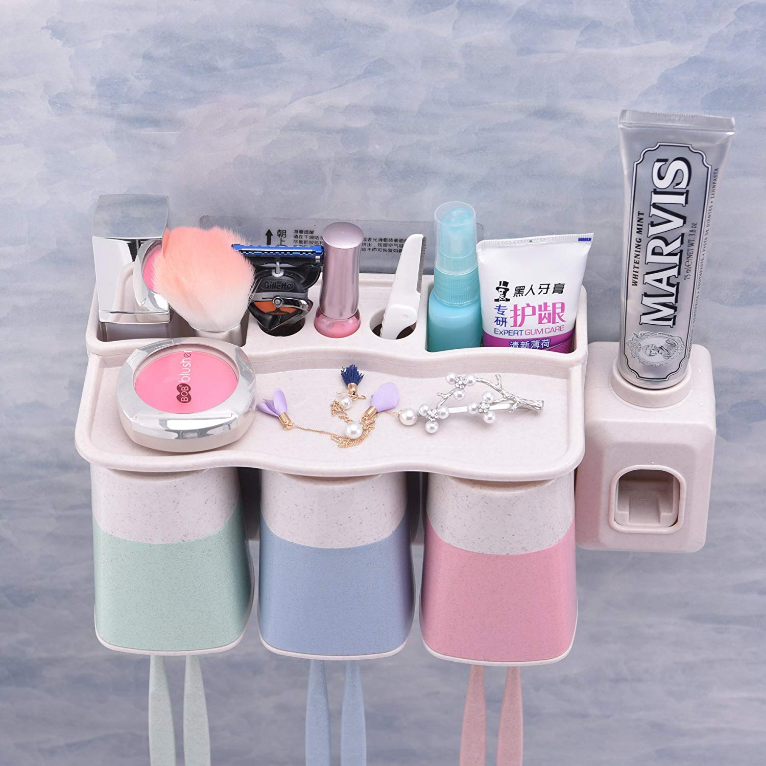 MOISO Automatic Toothpaste Dispenser