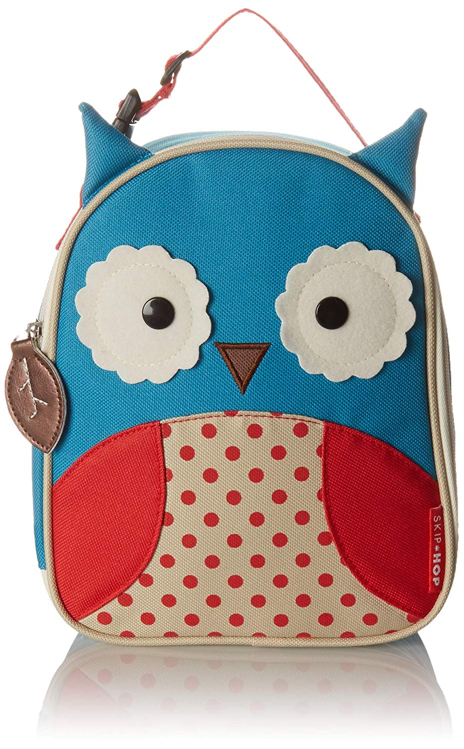 Skip Hop Zoo Lunchie Owl School Bag