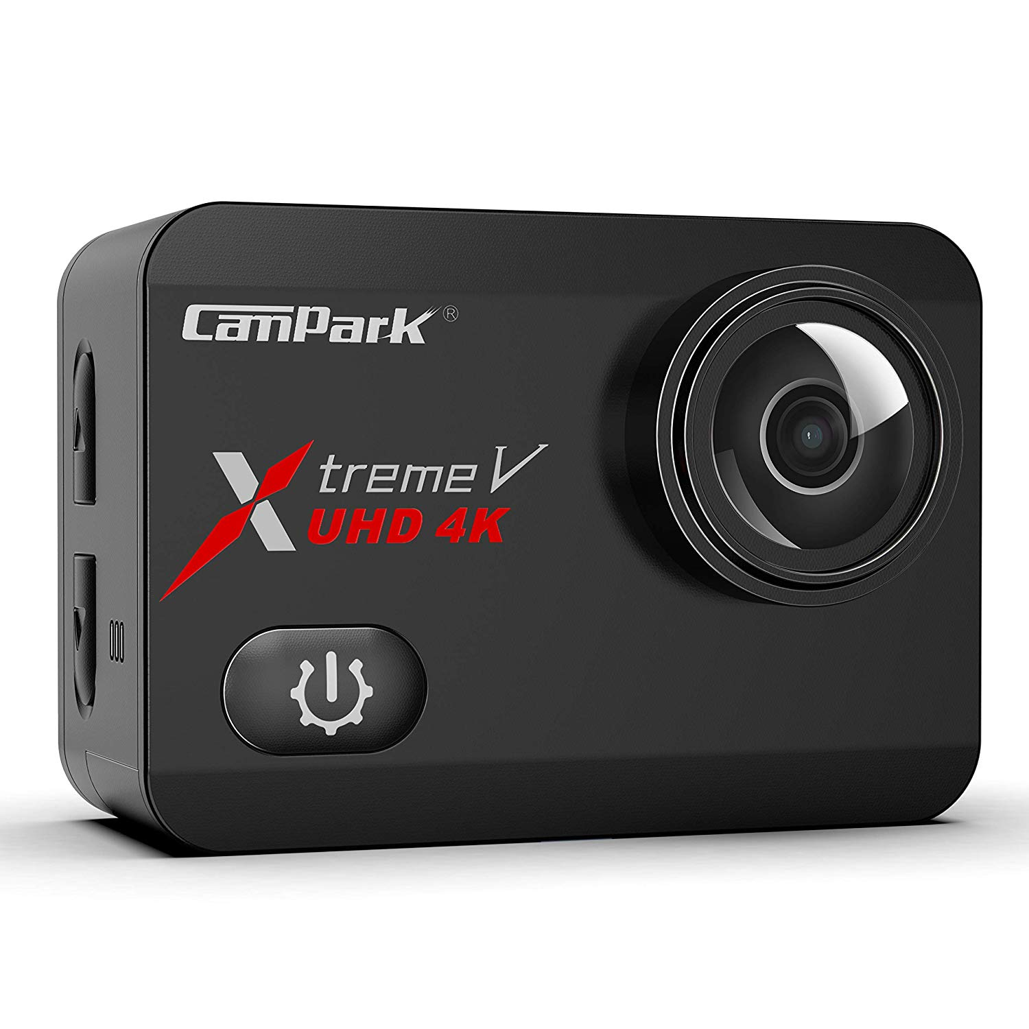 Campark X30 4K Action Camera 20MP EIS Anti-Shake Touch Screen 1080p 120fps Sports Underwater 40m Waterproof Video Cam