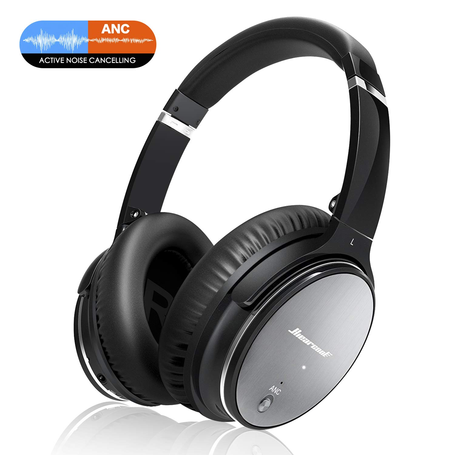 FITFORT Active Noise Cancelling Headphones