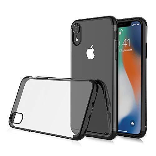 Henison Transparent Case Designed For iPhone XR
