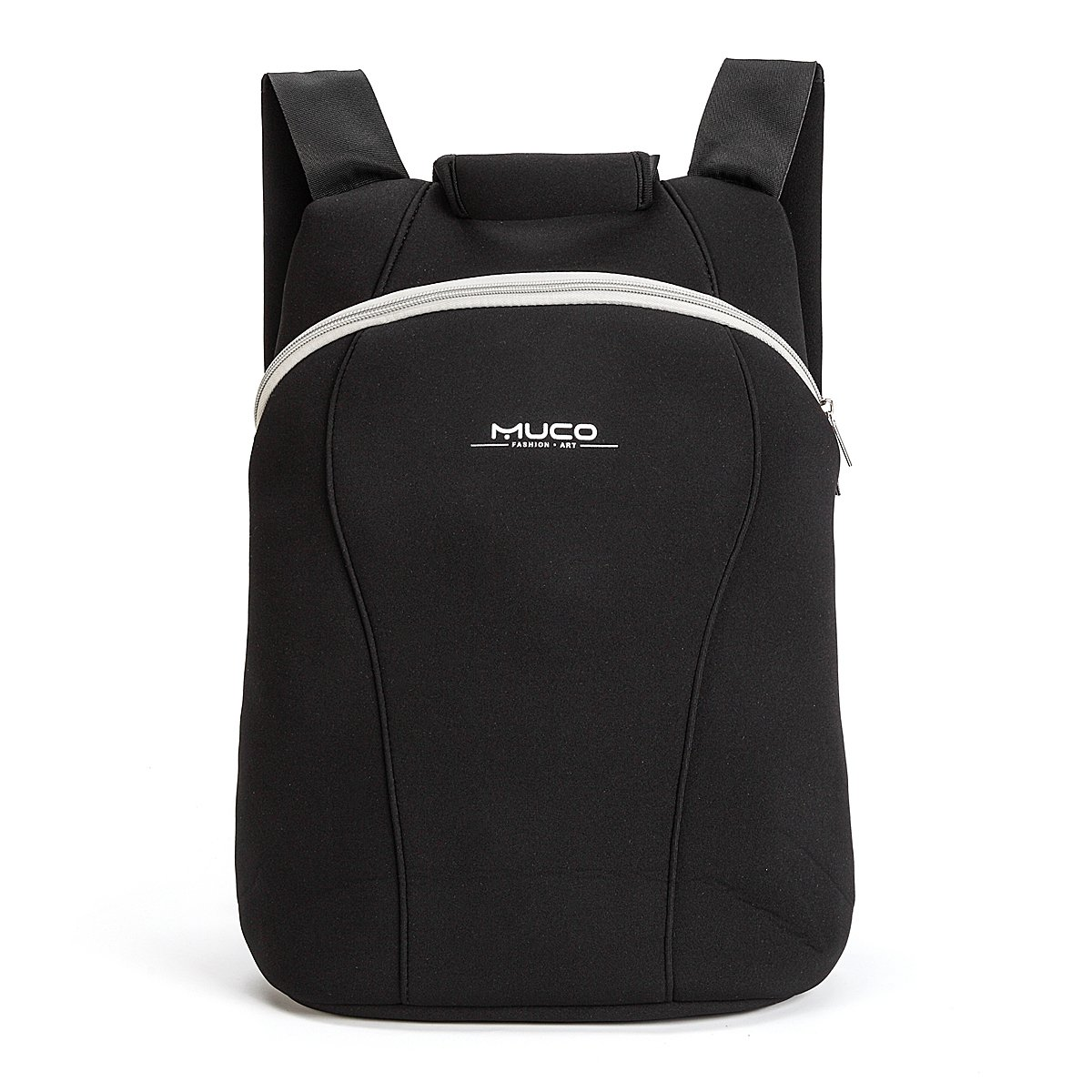 MUCO Backpack,Waterproof Soft Shockproof Simple Student Neoprene Backpack