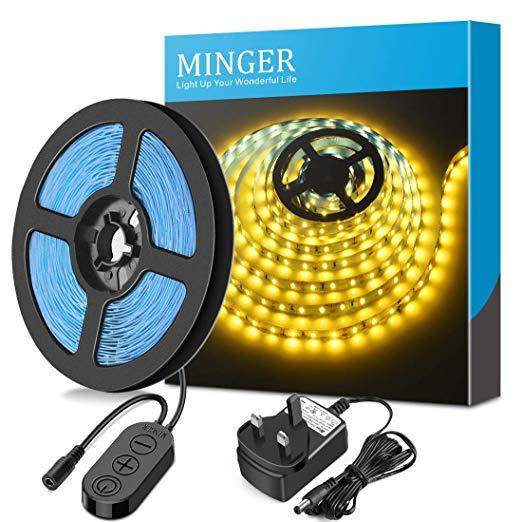 Dimmable LED Light Strip Kit
