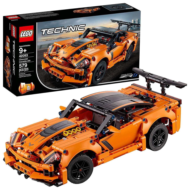 LEGO 42093 Technic Chevrolet Corvette ZR1 Replica