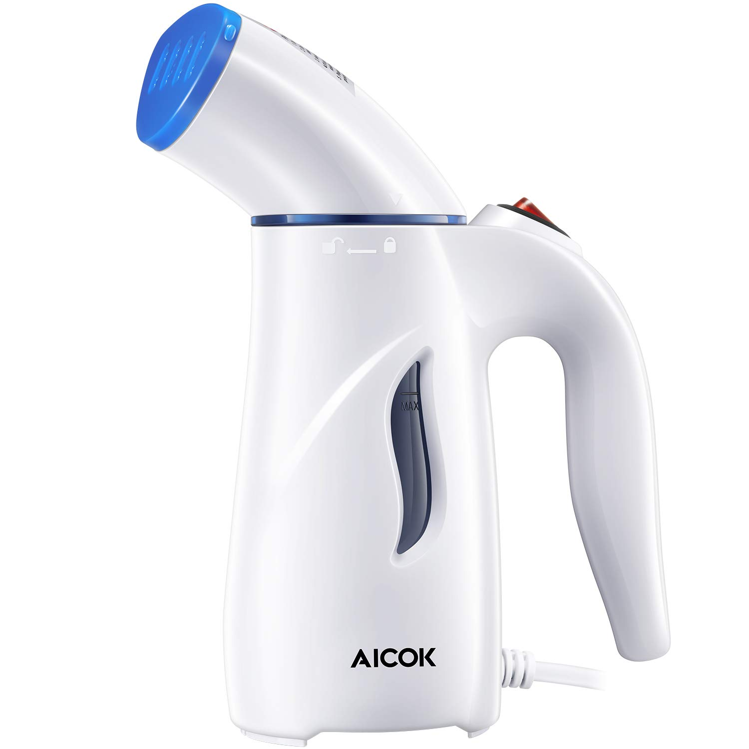AICOK Clothes Steamer, Handheld Travel Garment Steamer for Clothes