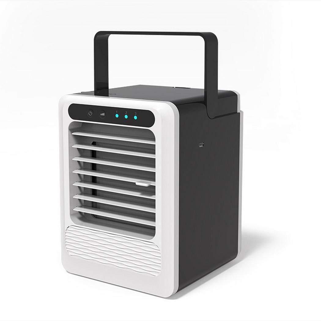 3 in 1 mini Air Conditioner Fan USB Air Cooler Mini Air Purifier Humidifier
