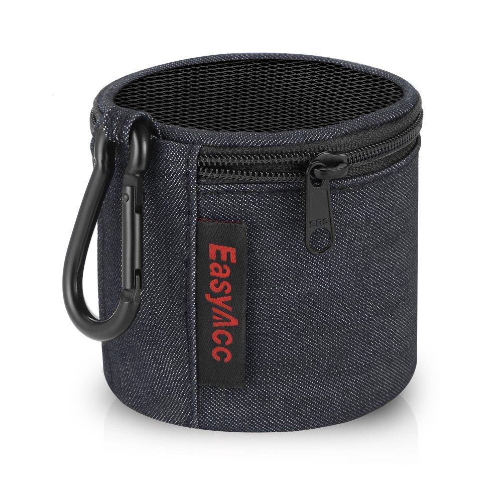 EasyAcc Speaker Case, Mini Bluetooth Speaker Carry Case