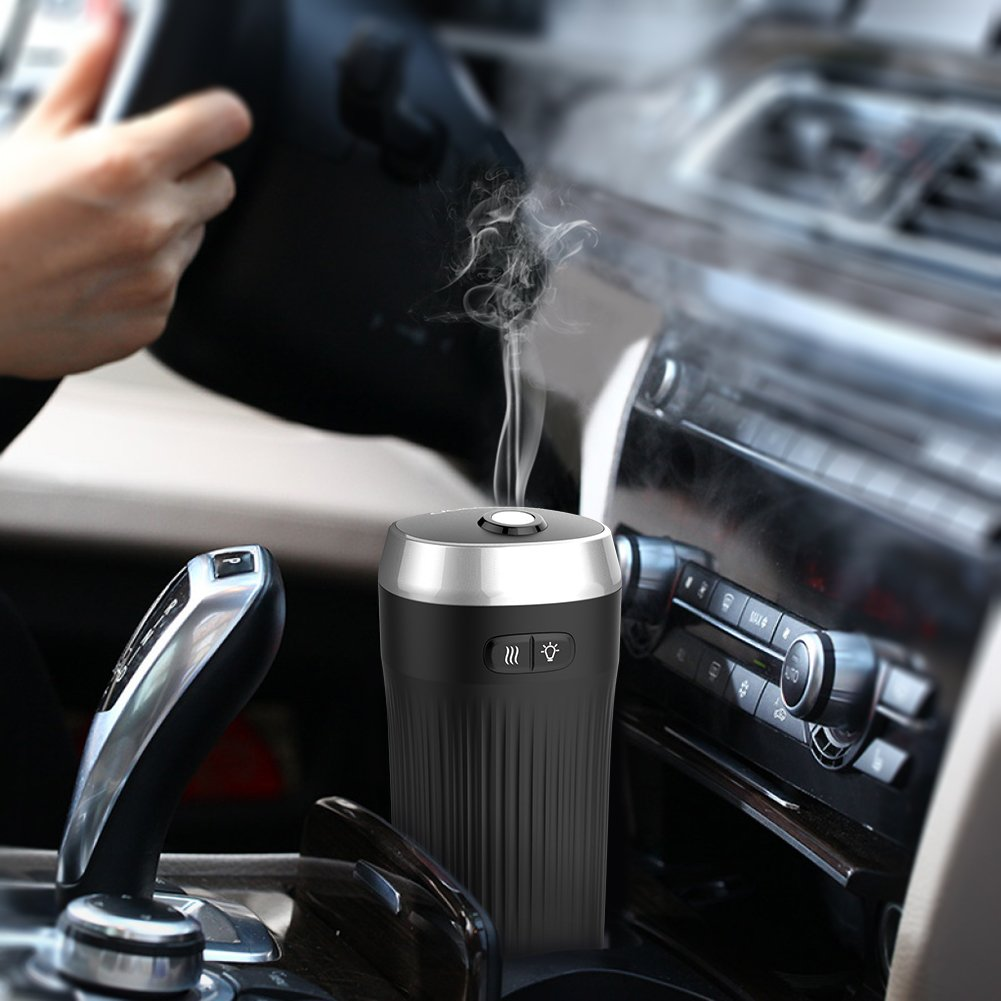 dodocool 2-1 Car Humidifiers Diffuser