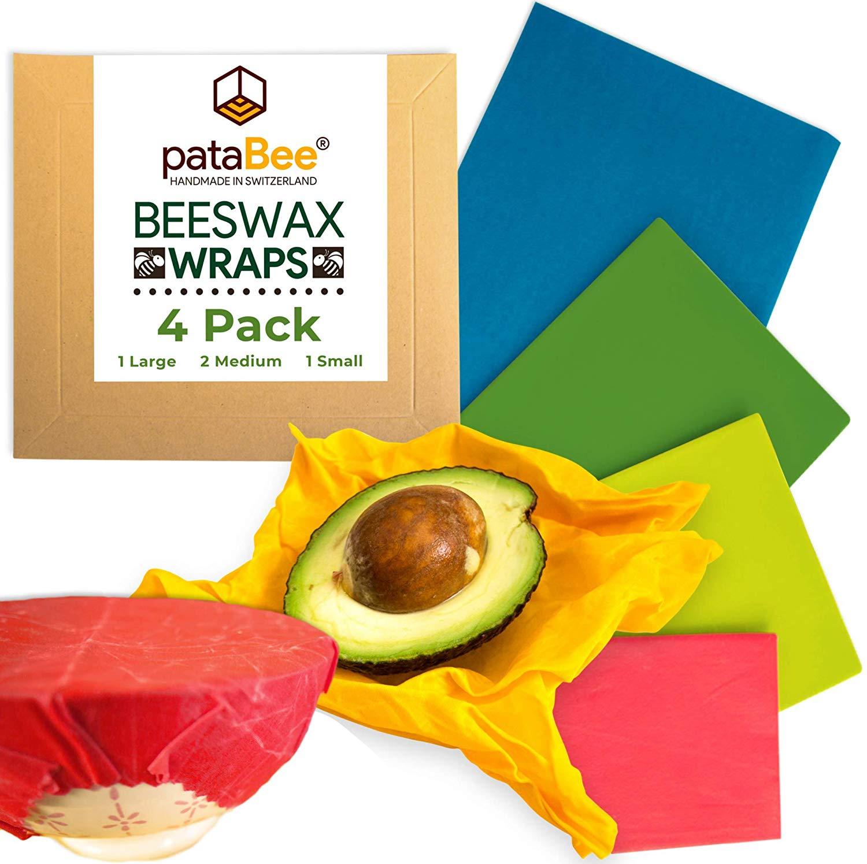 Beeswax Wrap Reusable Food Wrap