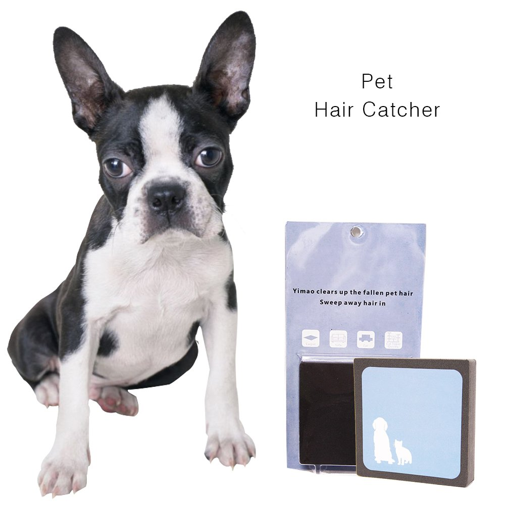 SILD Pet Hair Catcher ICHIMODAJIN Cleaner Dog Cat Pet's Hair Loss Cleaning Supplies Pet Hair Remover