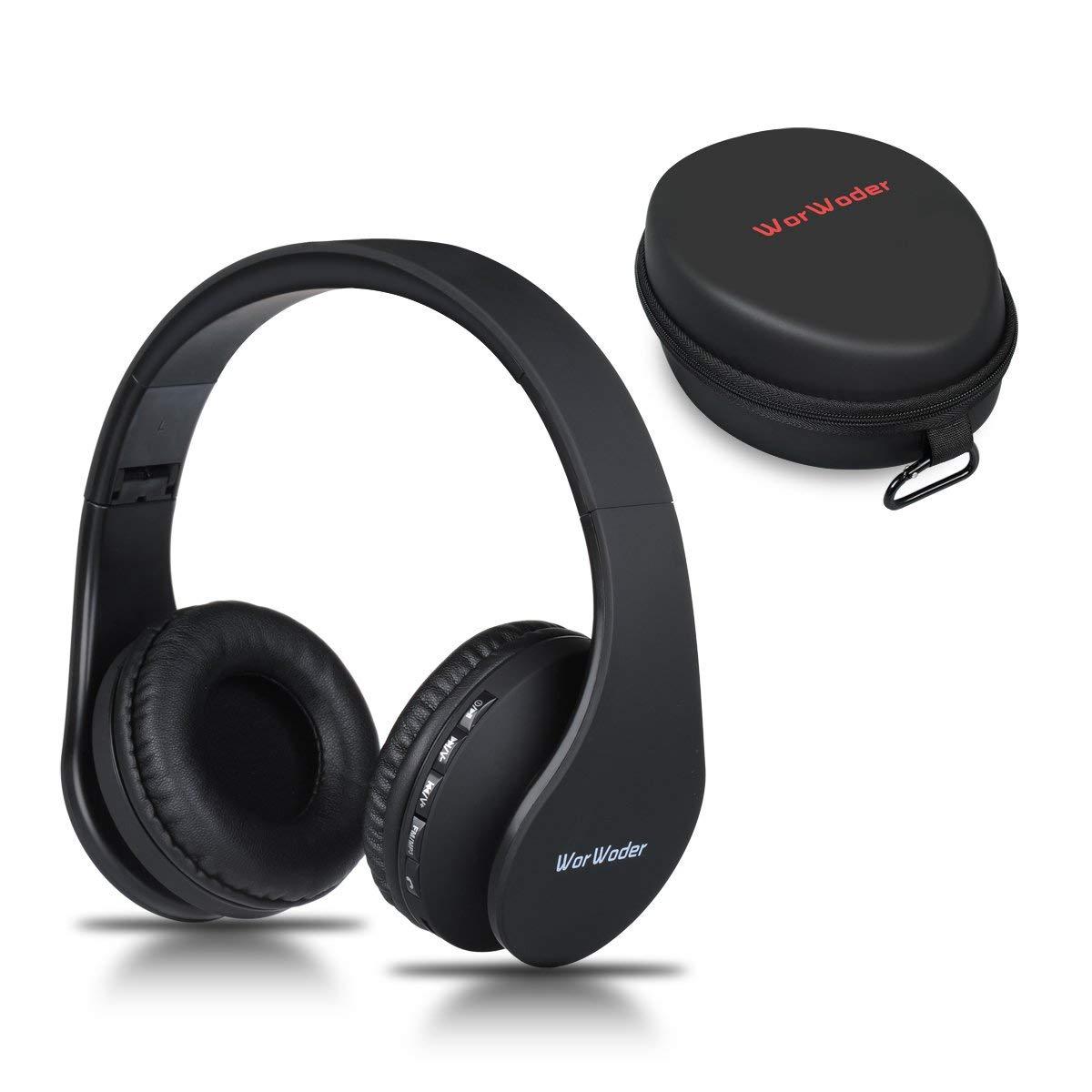 Wireless Bluetooth Over Ear Stereo Foldable Headphones