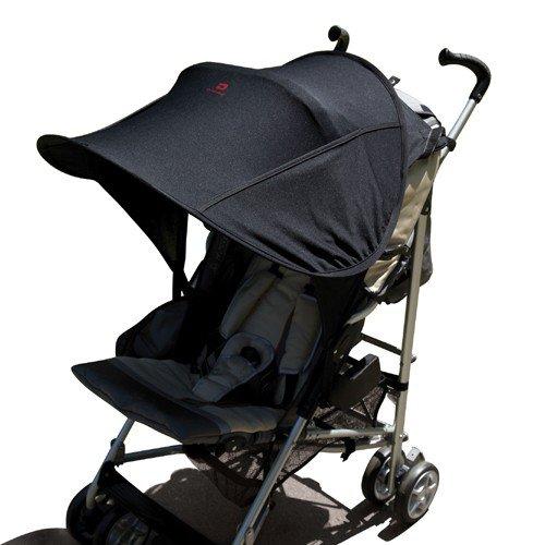 Diono Shade Maker Universal Stroller Sun Shade Canopy