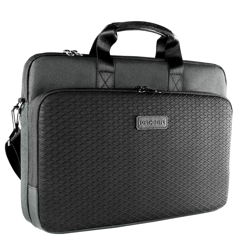 60% off KROSER Laotop Bag Laptop Briefcase 15.6 Inch Shoulder Messenger Bag Water-Repellent Business Bag Laptop Sleeve Case
