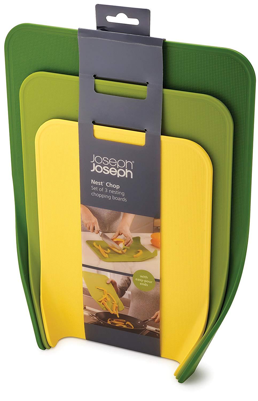 Joseph Joseph Nest Chop Chopping Boards, Set of 3