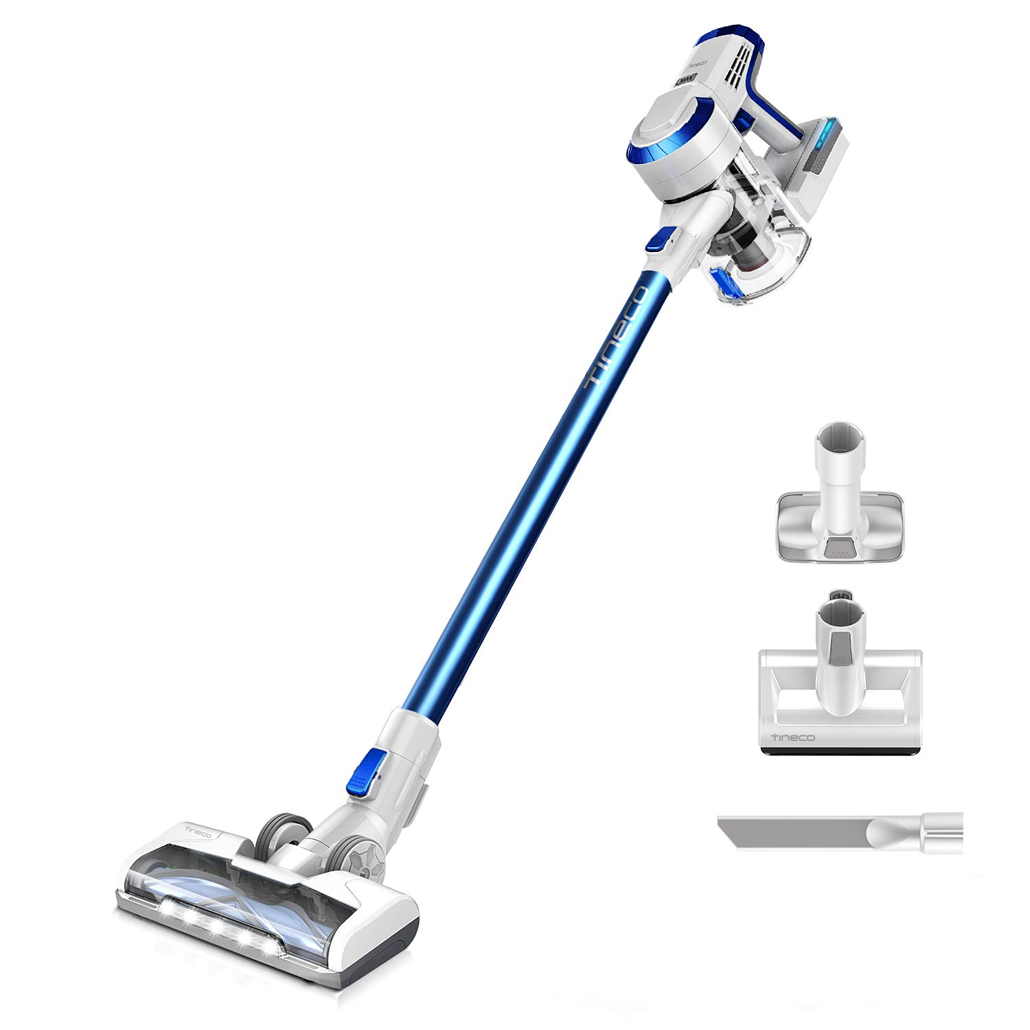 Tineco A10 Hero Cordless Vacuum Cleaner Handheld Stick Vacuum Lightweight 350W Digital Motor Lithium Battery and LED Brush