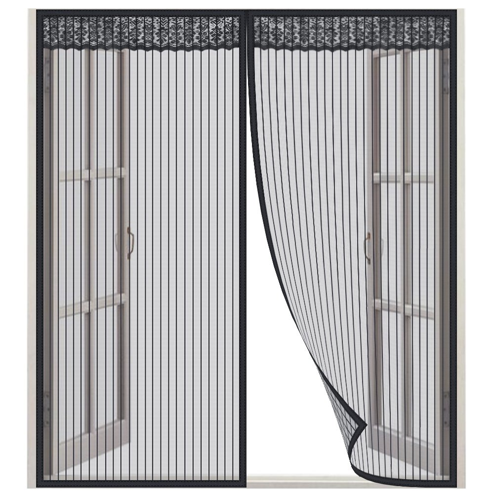 Lictin Fly Screen Mosquito Magnetic Window Screen