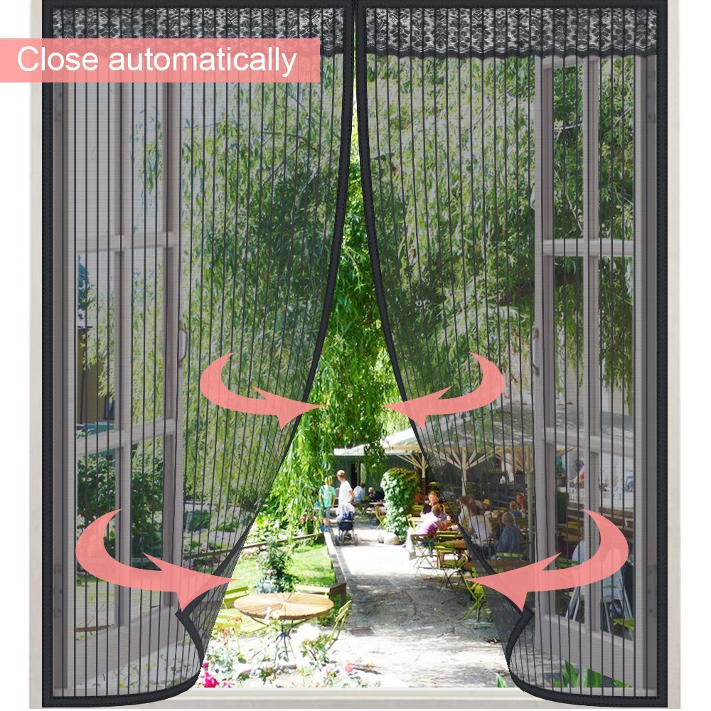3 99 - Lictin Fly Screen Mosquito Magnetic Window Screen