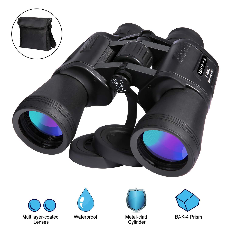 High Power 12×50 Binoculars Bird Watching Binoculars Binoculars with Super Clear Waterproof