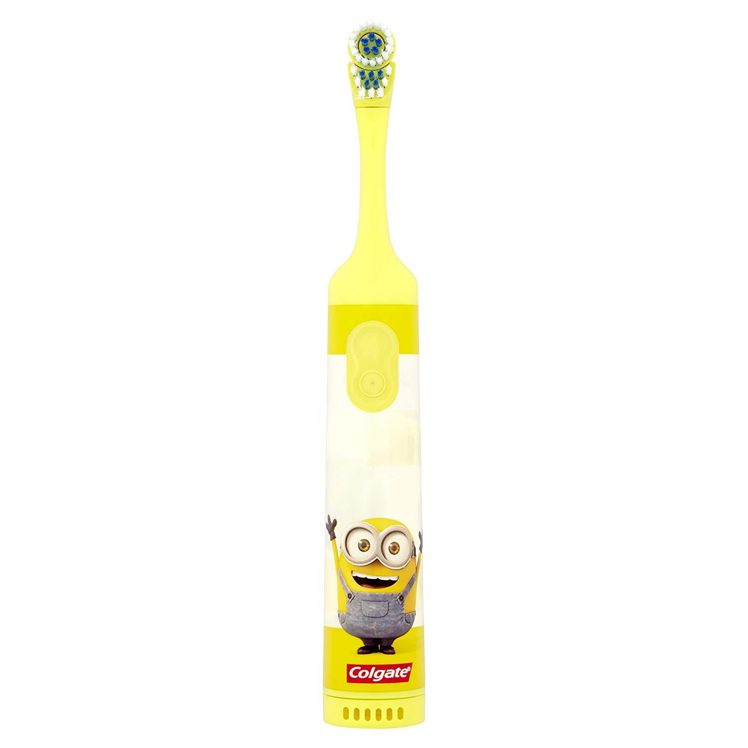 Colgate Minions Talking Extra Soft Battery Toothbrush