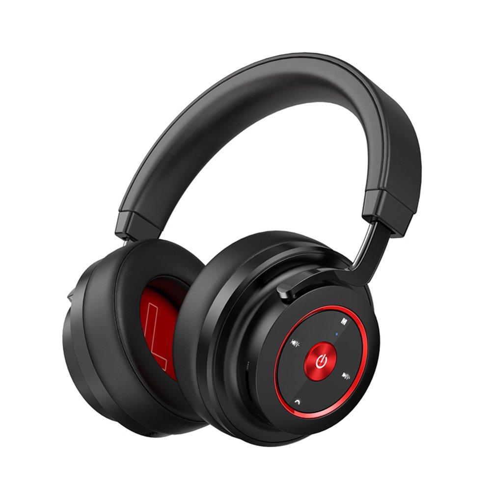 Over-Ear Headphones with Deep Bass