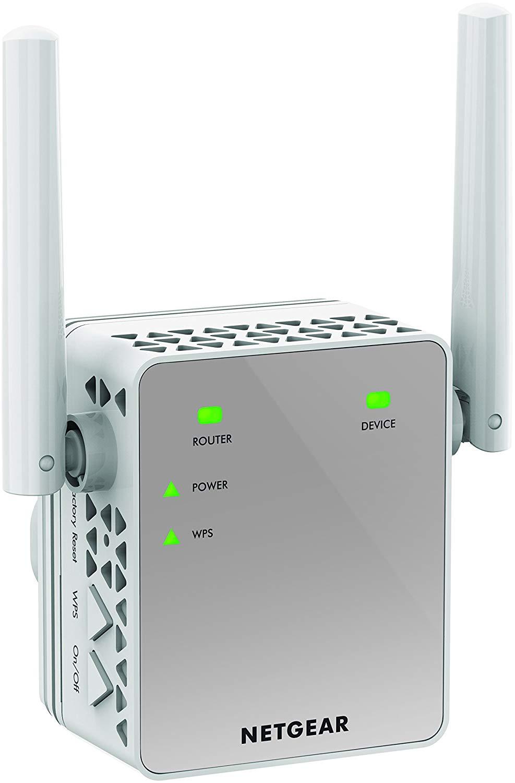 NETGEAR Wi-Fi Range Extender EX3700