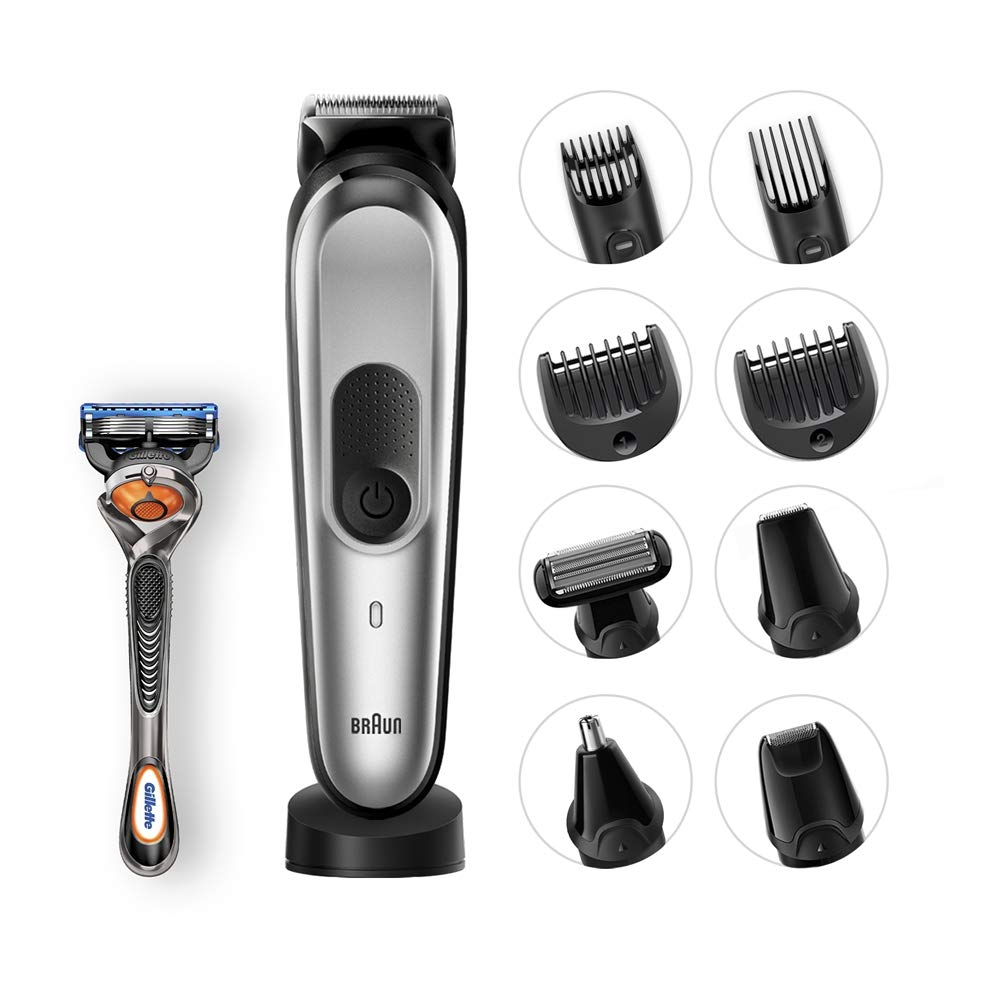 Braun 10-in-1 All-in-One Trimmer Beard Trimmer and Hair Clipper