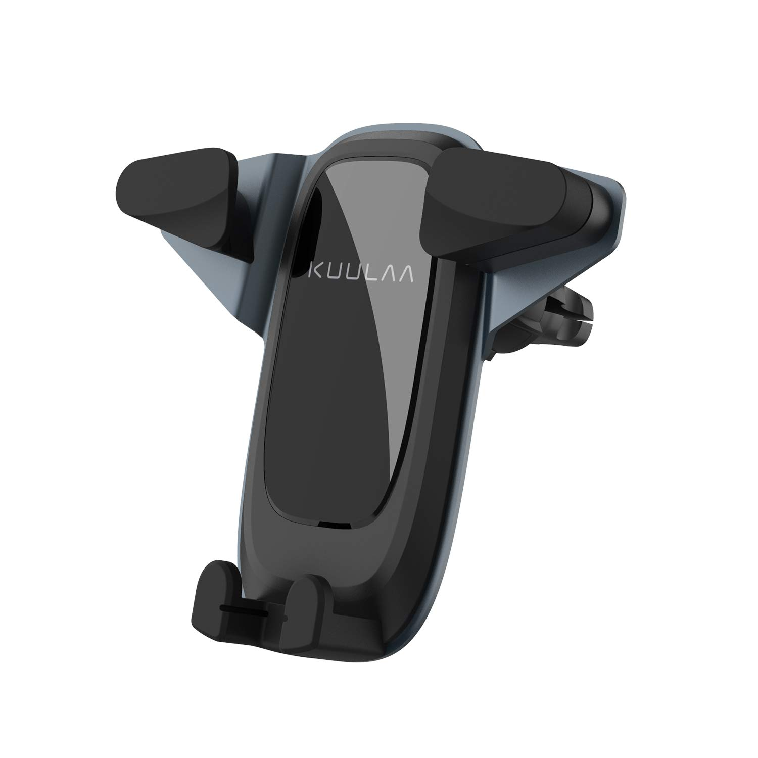 Kuulaa Car Mount Phone Holder,Universal 360° Rotation Car Air Vent Mobile Phone Cradle