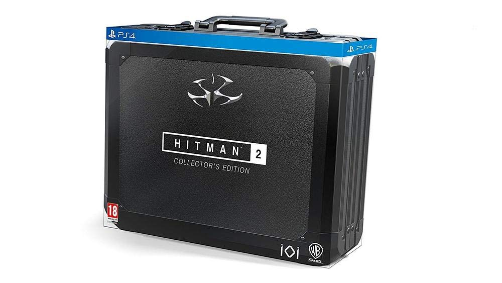 Hitman 2 Collectors Edition (PS4)
