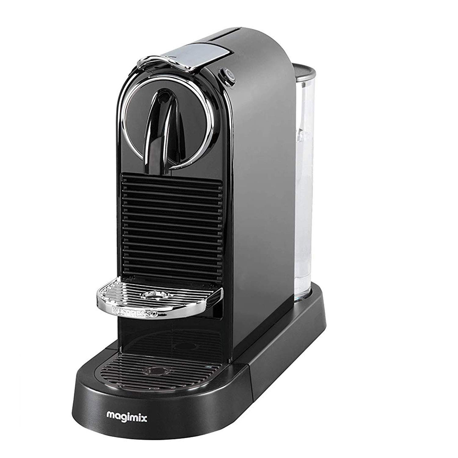 Nespresso Citiz Coffee Machine, Black by Magimix