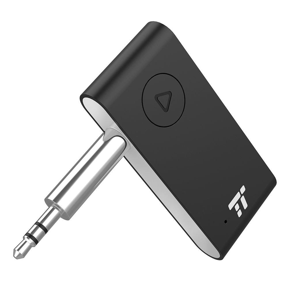 TaoTronics Bluetooth AUX Adapter, APTX Stereo Bluetooth Receiver
