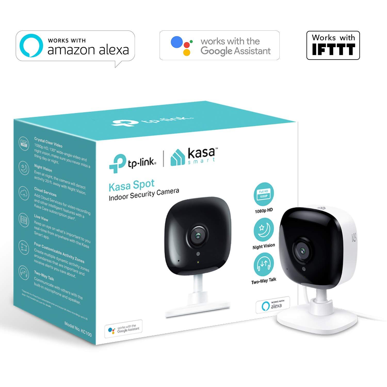 TP-Link Smart Spot Indoor Security Camera