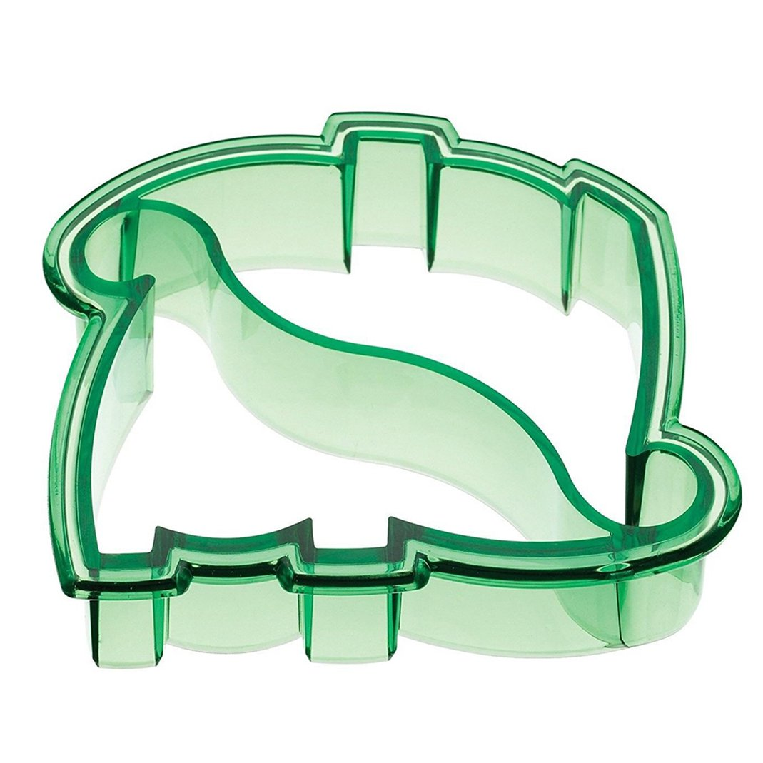 Sandwich Toast Cookies Cake Bread Dinosaur Shape DIY Cutter Mold