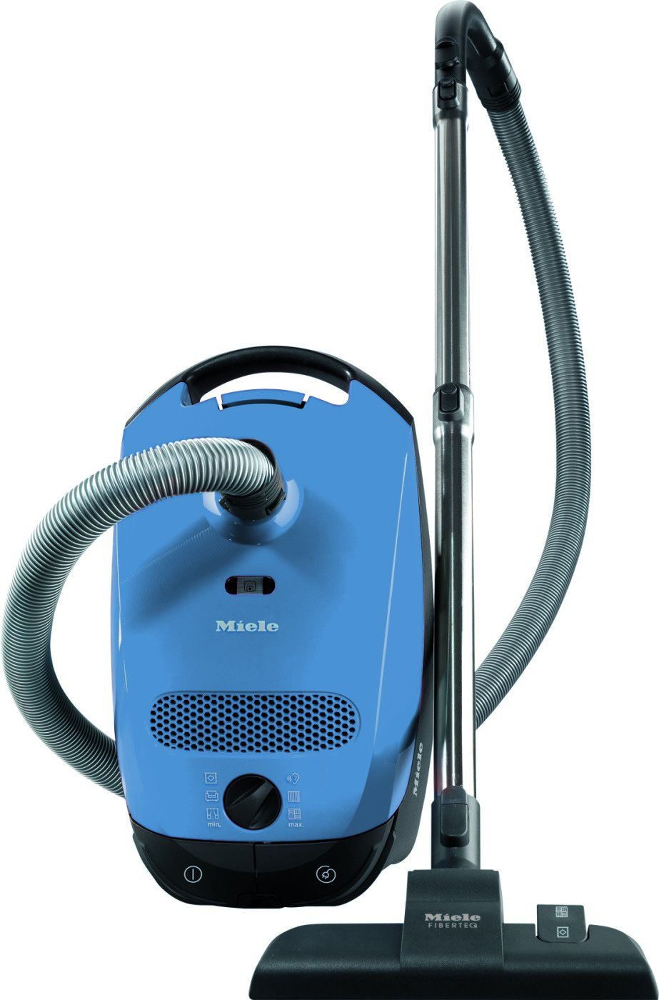 Miele Classic C1 Junior PowerLine Bagged Vacuum Cleaner, 800 W, 4.5 L