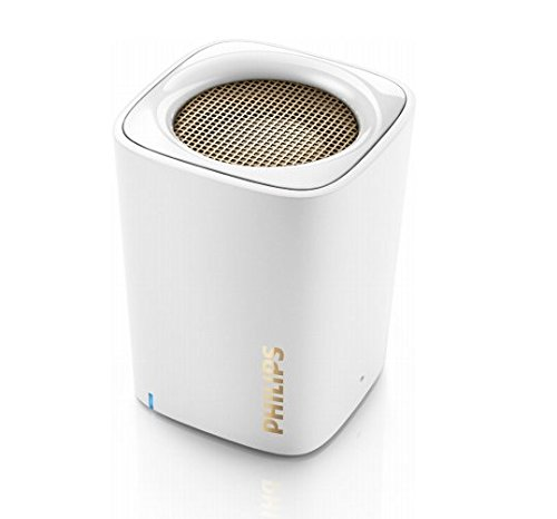 Philips BT100W Bluetooth Active Speaker