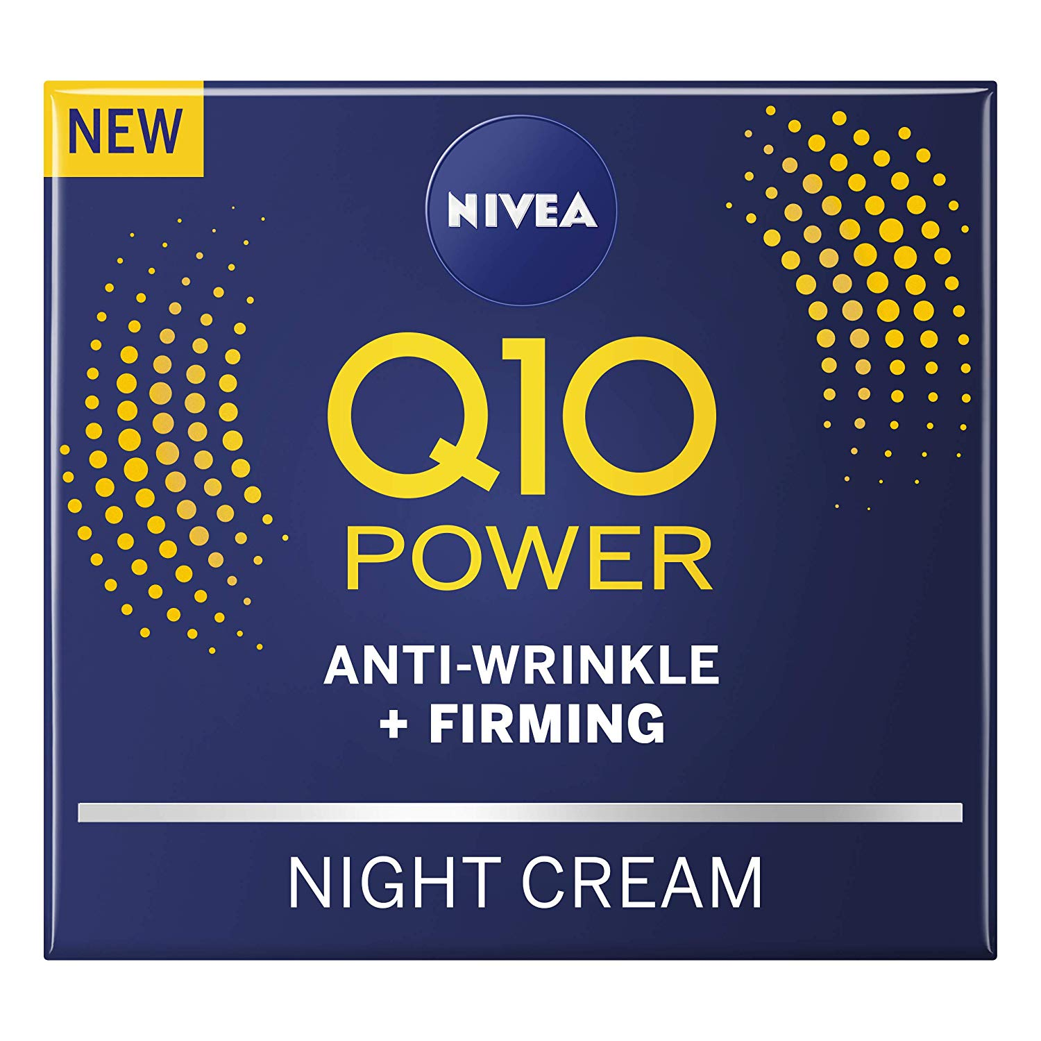 NIVEA Q10 Power Anti-Wrinkle + Firming Night Cream (50ml)