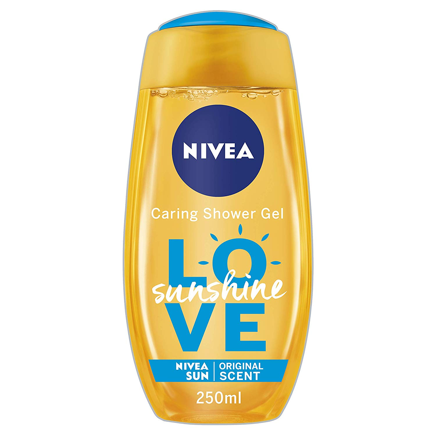 NIVEA Sunshine Love Shower Gel (250 ml)