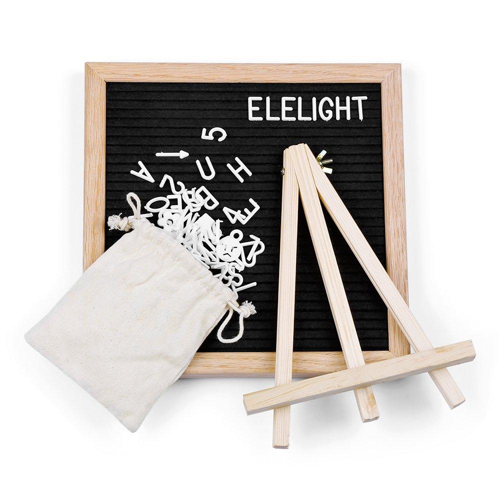 Kidsidol Wooden Felt Message Board