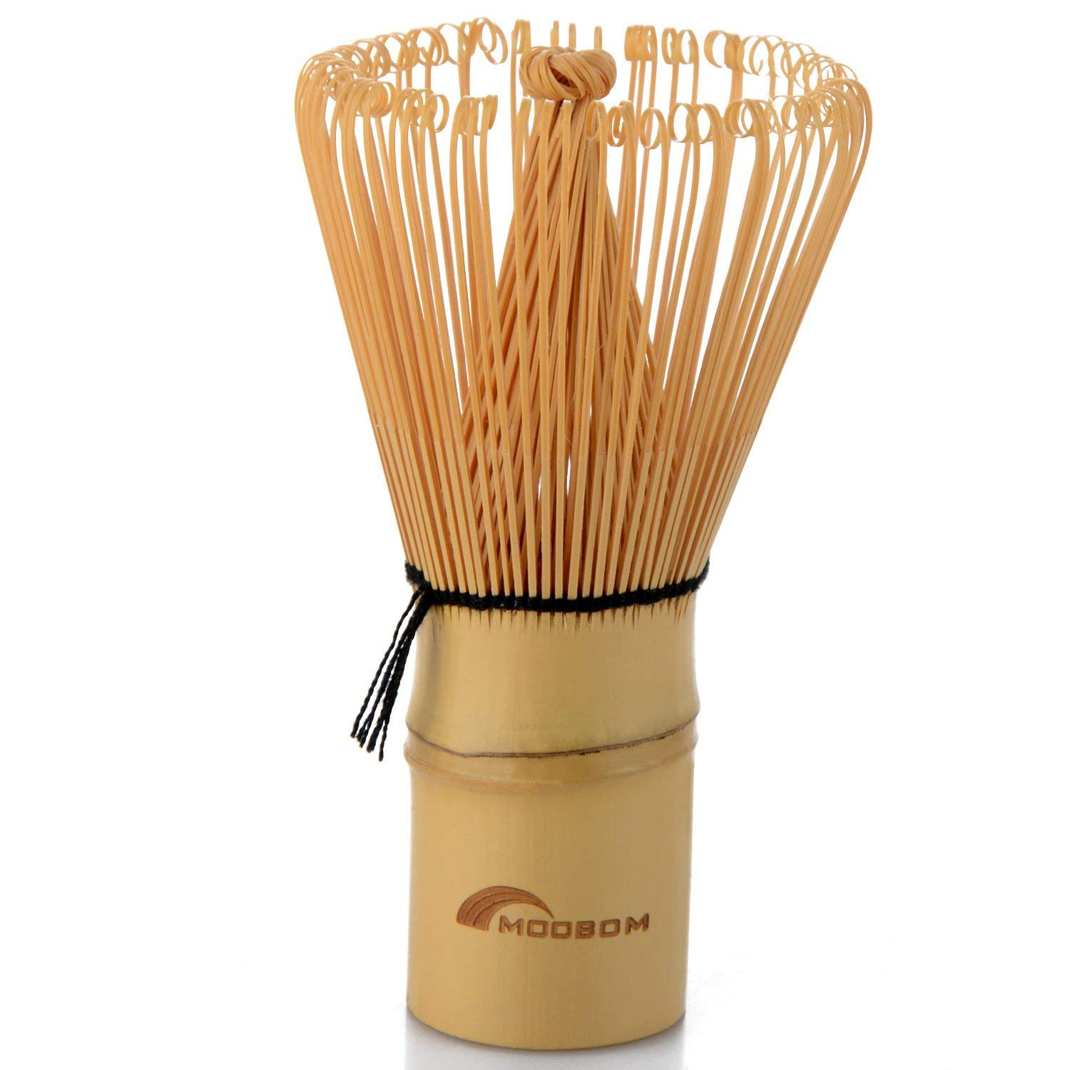 seguryy 1pc 110mm x 58mm Bamboo Tea Sets Matcha Whisk Teaism Accessories Dishware & Serving Pieces