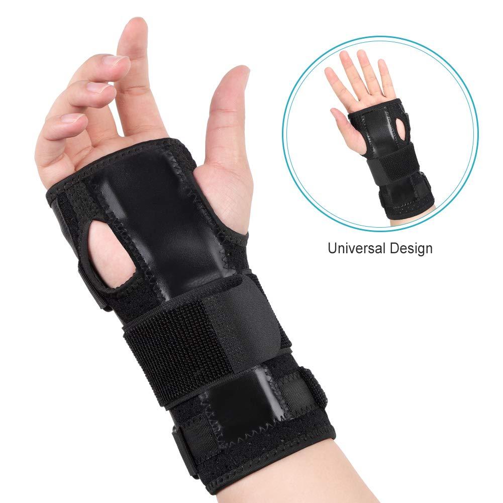 Wrist Support Carpal Tunnel, Wrist Splint Brace Wrist Palm Hand Protector