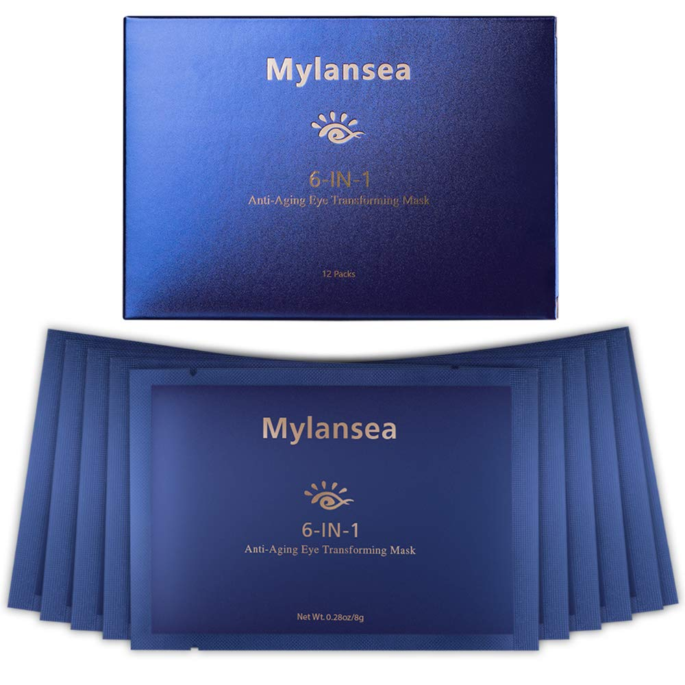 Mylansea Under Eye Patches for Puffiness and Dark Circles