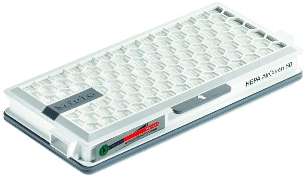 Miele SF-HA HEPA SF-HA50 Air Clean 50 Filter with Time Strip
