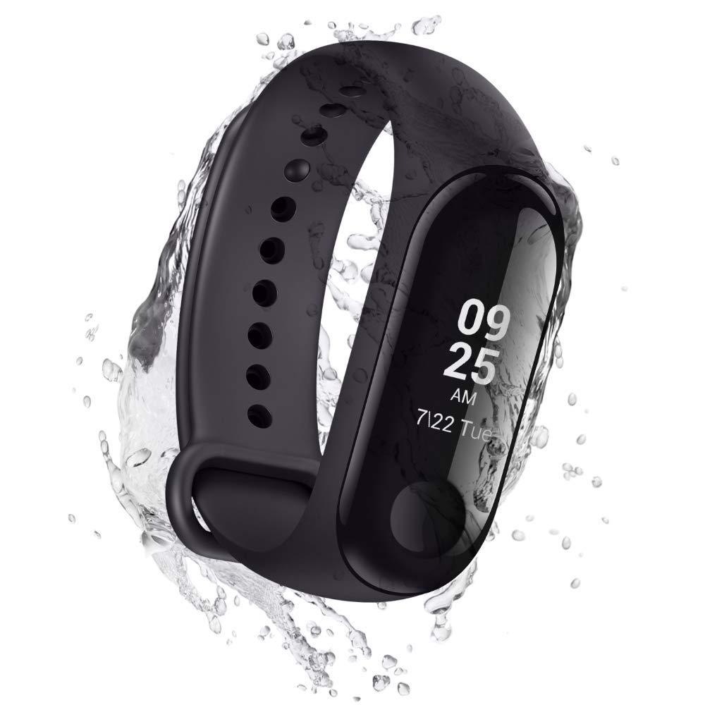 Xiaomi Mi Band 3 Wristband fitness activity tracker Black OLED