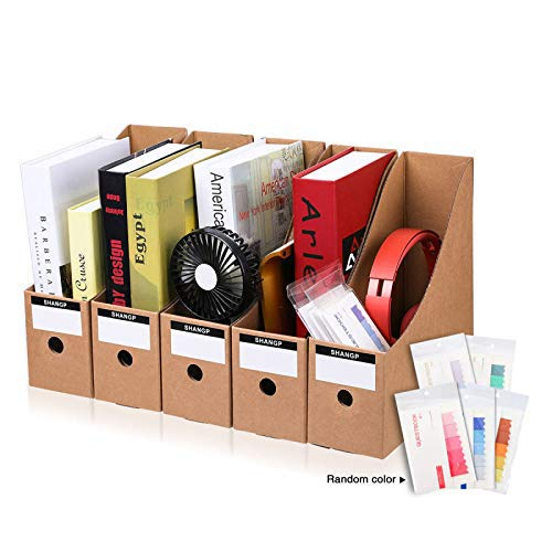 CAVEEN File Magazine Holder 5Pcs