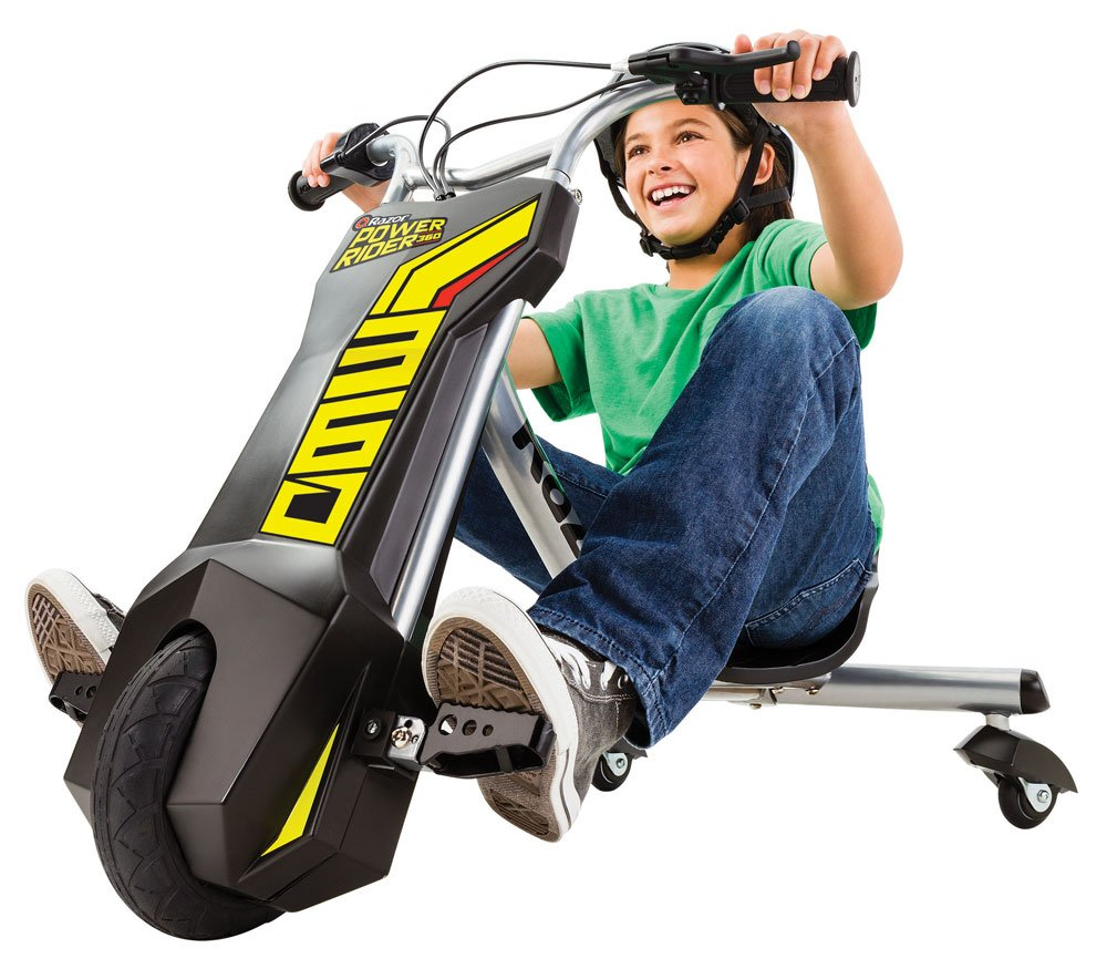 Razor Kids' 360 Three-Wheeled Power Rider