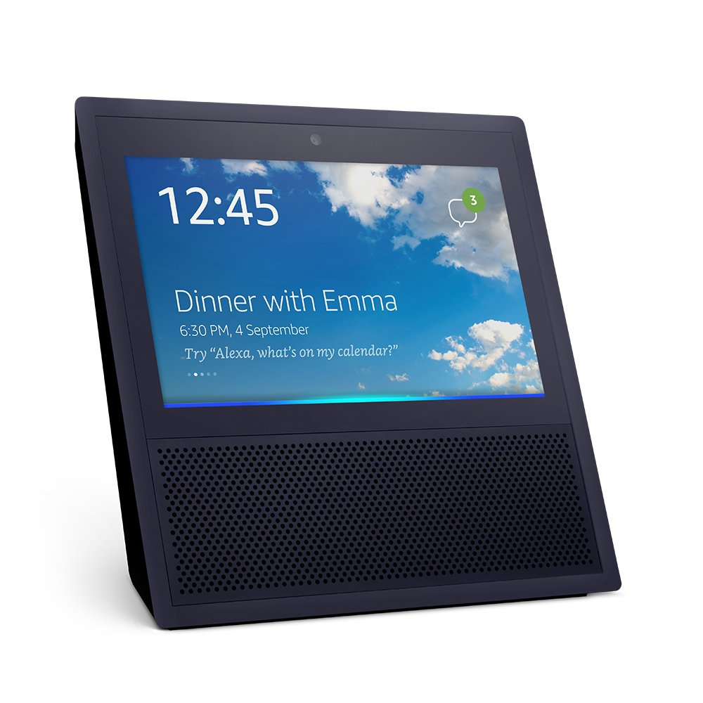 Certified Refurbished Echo Show (Previous Generation – 1st Gen)