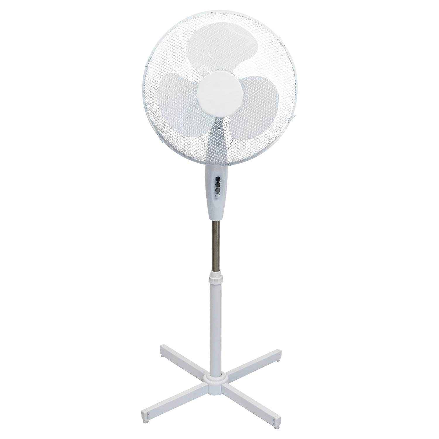 Oscillating Pedestal Electric Cooling Fan