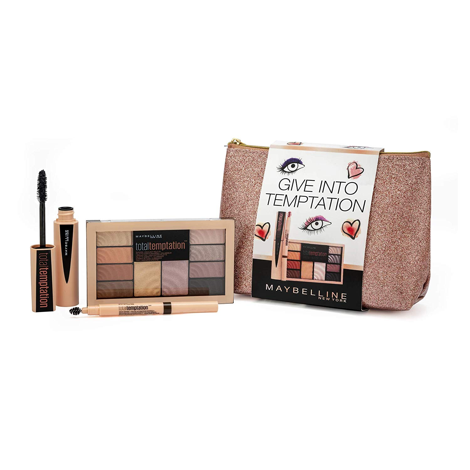 Maybelline Eye Candy Gift Set for Her