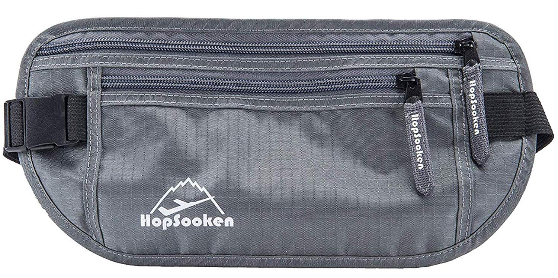 60% off Travel Money Belt Hidden Security Waist Pouch Bag