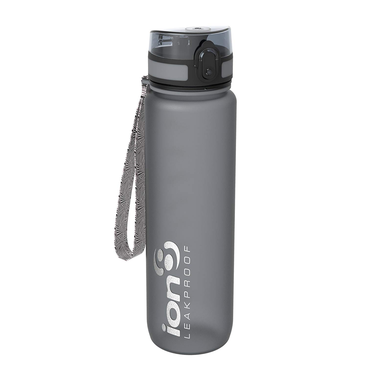 Ion8 Leak Proof Gym, Outdoors & Camping Water Bottle, 1 litre
